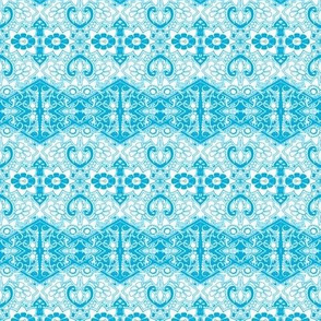 Zig Zag Horizontal Blues