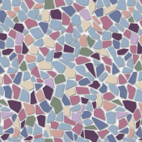 Mosaic_mix blue purple