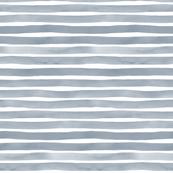 Smoke Watercolor Stripes by Friztin