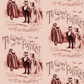 Dean's Owl & Pussycat Sheet Music