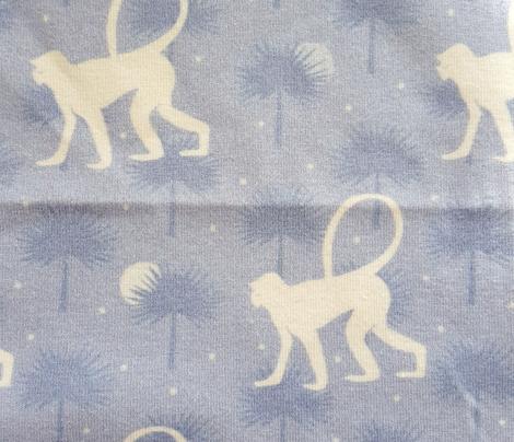 Monkey Serenity Print