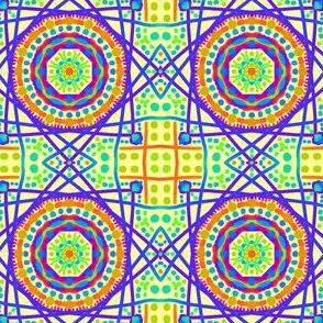 Colorplay: Squared and Dotted