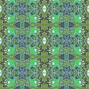 GreenVictorian Spring