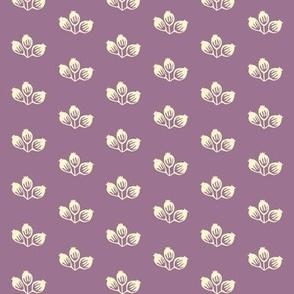 Grandma purple