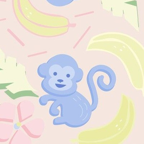 Pantone Colors of the Year Monkey
