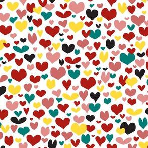 Stylized Hearts
