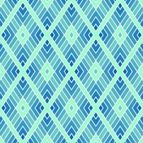 diamond fret : arctic