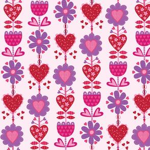 Valentine Blossoms