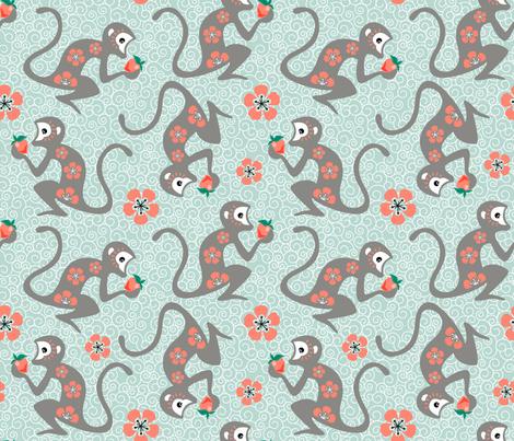 Peachy Monkeys