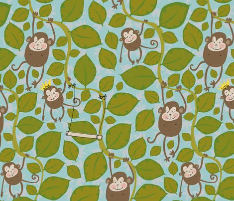 monkey's new year