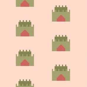Building Brick Castle