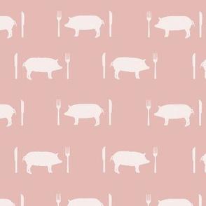 Porky Pies Pink