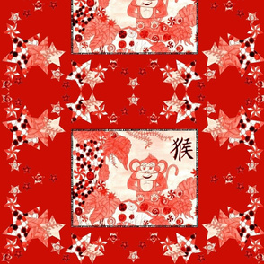 Red Cupcake Monkey In Candy Jungle! - Red