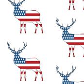 """American Deer (4"""")"""