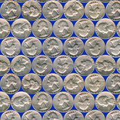 Dean's 1957 Silver Quarters