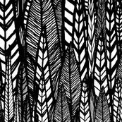 Flax Leaves