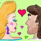 When Mallbangs met Mullet, a tragic romance