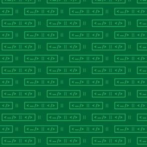 Code - Green