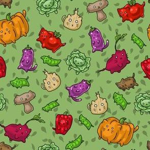 Veggie Cats
