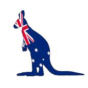Aussie Kangaroo Swatch