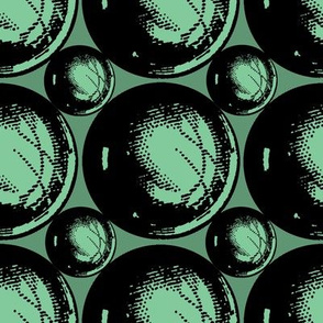 ball_bering_green_pattern