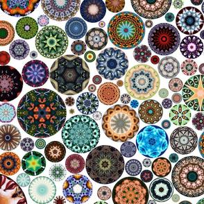 Kaleidoscope Circles