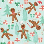 Gingerbread Men_Christmas