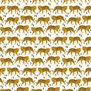 Tigers - Small Print