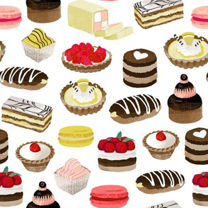 bakery // sweets pastry patisserie chocolate cakes cake sweets