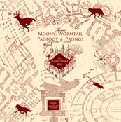 Messrs Marauder's Map