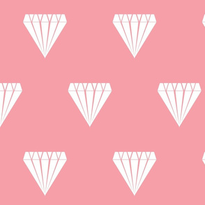 Diamonds Are Forever pink
