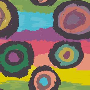 Kandinsky Circles (Large)