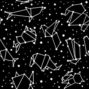 Origami Constellations