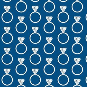 Diamond Ring Snorkel Blue