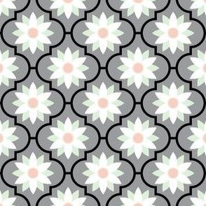 c-rhombus flower : wedding