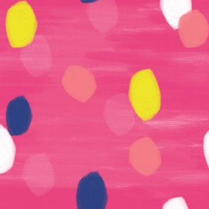 Spotty Pink (Large Scale)