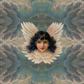 Angel In The Clouds