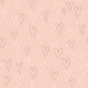 Valentine Outline (pink)