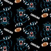 Panther Football Cardiac Cats
