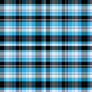 Blue Day Plaid