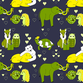 Love sweet love in yellow