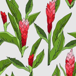gingerflower_red_light