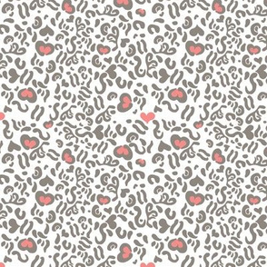 DE Love Leopard - pink-taupe