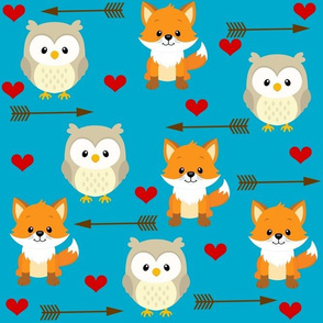 Foxes and Owls