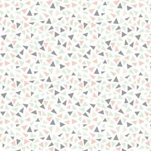 Triangle Shards  - Wedding Palette 2016