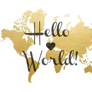 New World Gold Chic