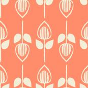 Tulip - salmon