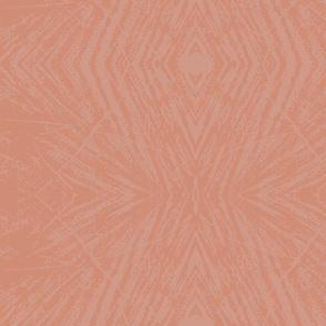 Lovely Log (Terra Cotta & Blush)