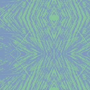 Lovely Log ( Mint Green & Blue)