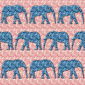 Zebra_Elephants_Blue_Elephants_on_Pink